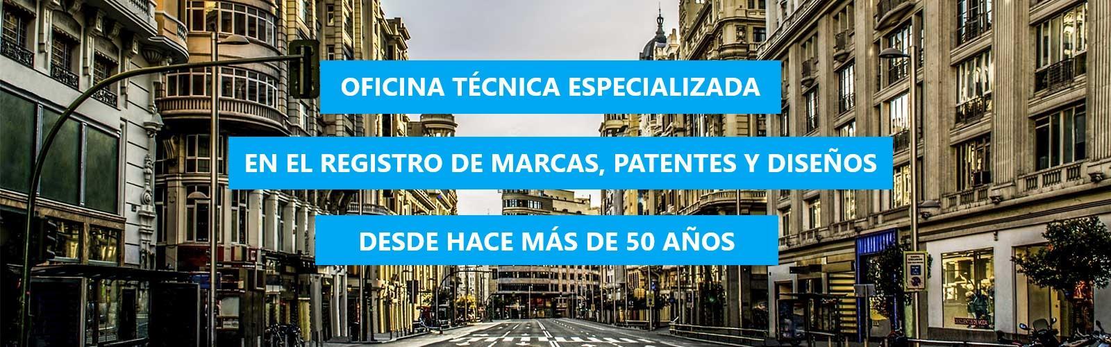 Agencia de patentes y marcas contacto