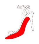 marca de posicion ejemplo zapato